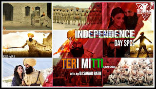 Teri Mitti (Kesari) (Akshay Kumar & Parineeti Chopra) (B Praak) (Remix) Dj Sagar Rath Mp3 Song Download