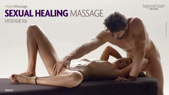 Hegre-Art - Serena L - Sexual Healing Massage H6POSr