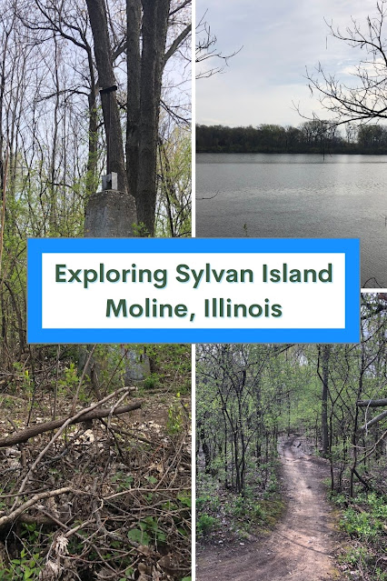 Moline's Sylvan Island Exemplifies Successful Rehabilitation of an Industrial Site into a Thriving Nature Oasis