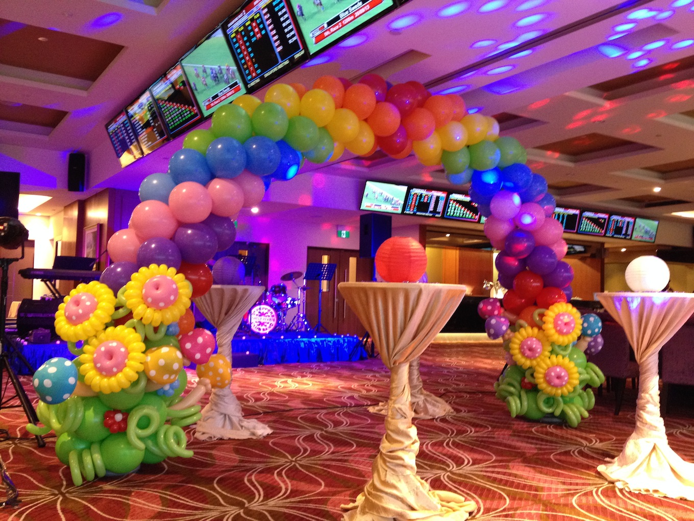 Birthday Party Organizer Party planners party decorations Delhi