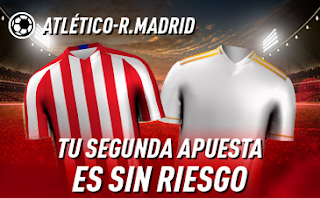 sportium promo liga derbi Atletico vs Real Madrid 28-9-2019