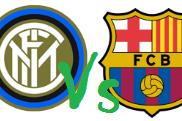 Inter Milan Vs Barcelona