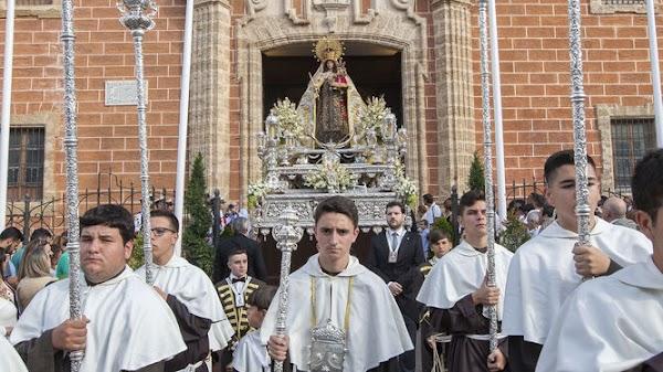 Horario e Itinerario Procesión de la Virgen del Carmen, Patrona de San Fernando (Cádiz)