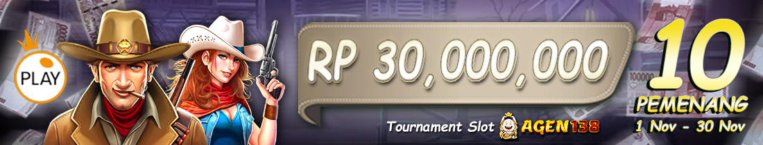 Turnamen Slot Pragmatic Play Agen138