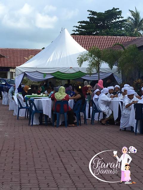Majlis Raya Cenang Klinik | 17 Julai 2016