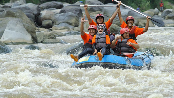 Arung Jeram Sungai Progo