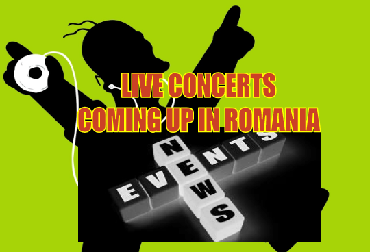 COMING UP ROMANIA