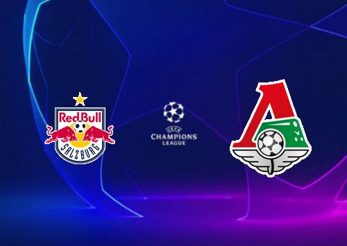 Salzburg vs Lokomotiv Moscow -Highlights 21 October 2020