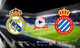 مشاهدة مباراة اسبانيول وريال مدريد بث مباشر بتاريخ 03-10-2021 الدوري الاسباني