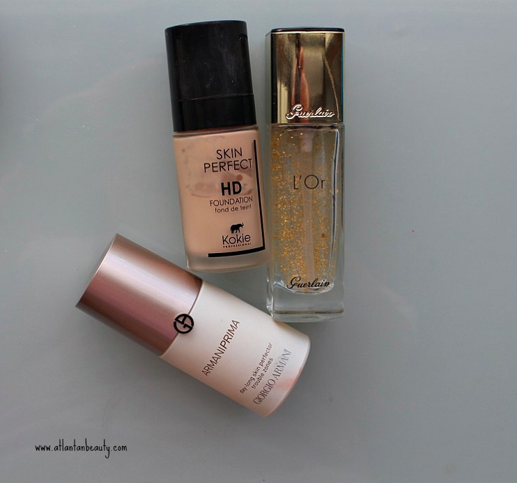 Weekly Favorites: Foundation and Primer