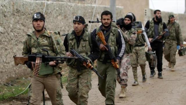 Grupos terroristas forman nueva alianza contra Ejército sirio