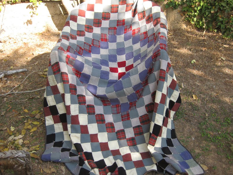Wiilen antique quilt