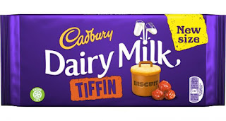 cadbury dairy milk tiffin large bar