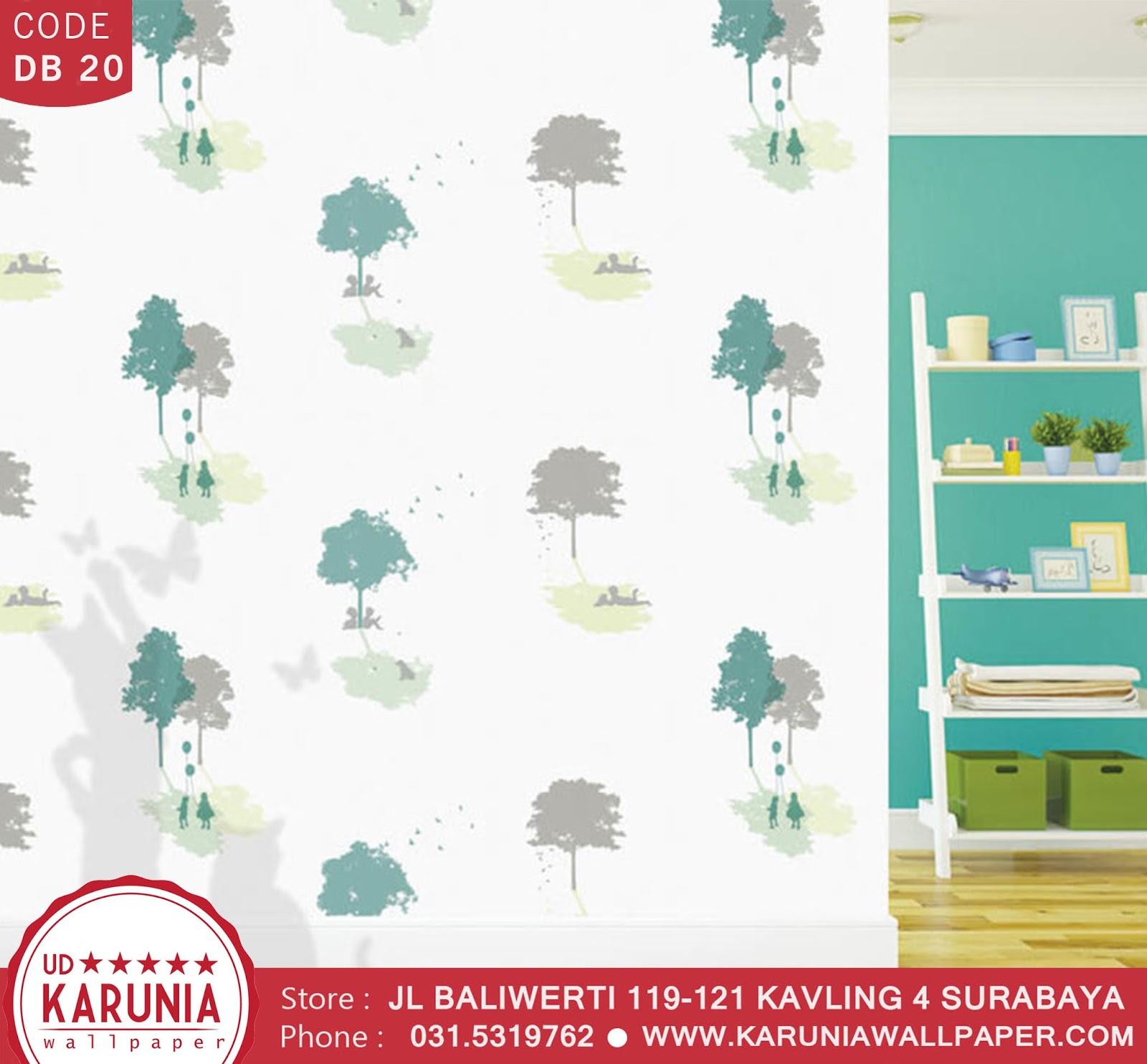 jual wallpaper dinding anak