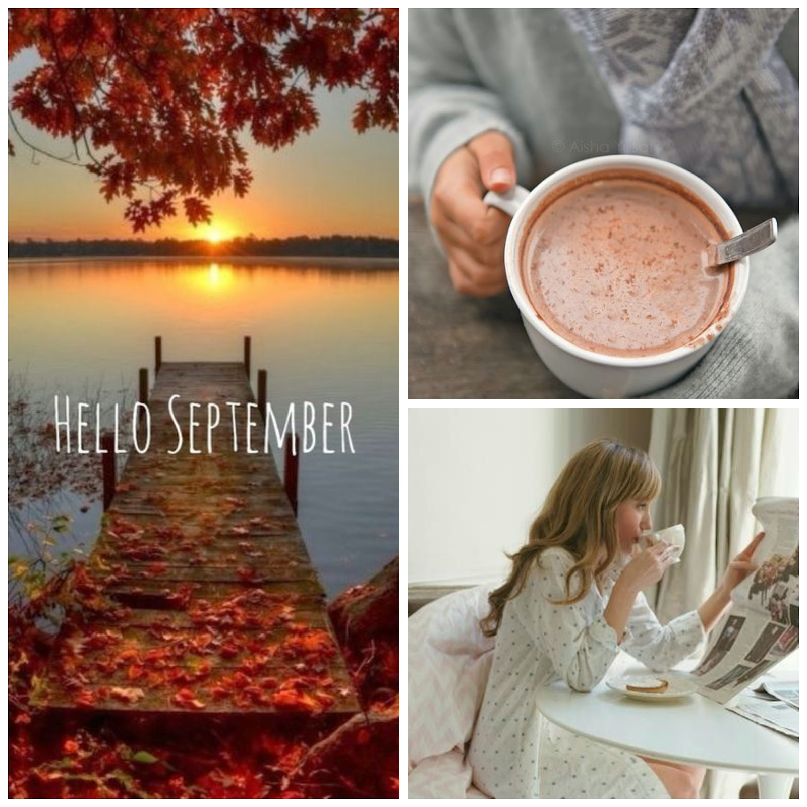 Hello September - Please be good to me! - About