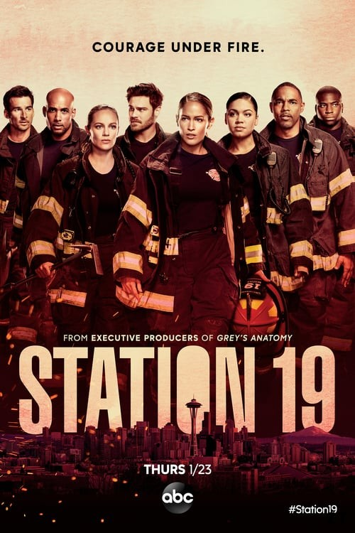 Station 19 – Saison 3 [Streaming] [Telecharger]