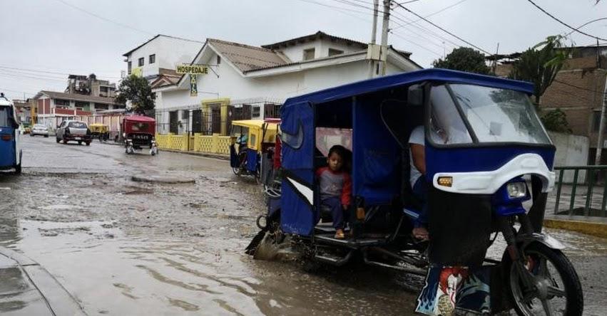 SENAMHI ALERTA: Lluvia moderada en la Selva se extenderá hasta este sábado - www.senamhi.gob.pe