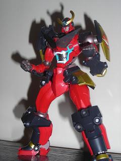 Super Robot Chogokin Gurren Lagann 05