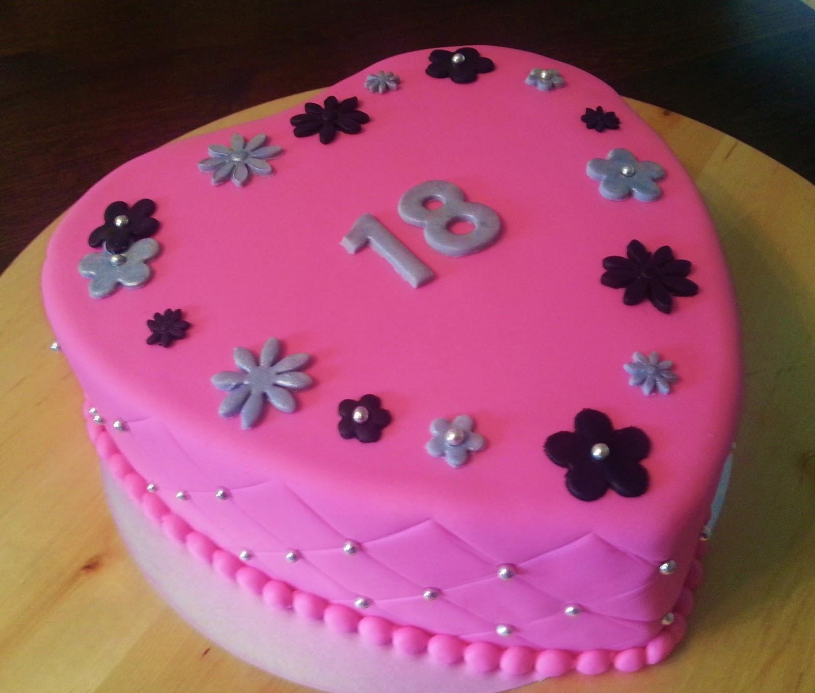 18 jaar taart Liza's Taarten & Cupcakes: 18 jaar 18 jaar taart