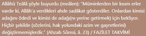 Ahzab 23