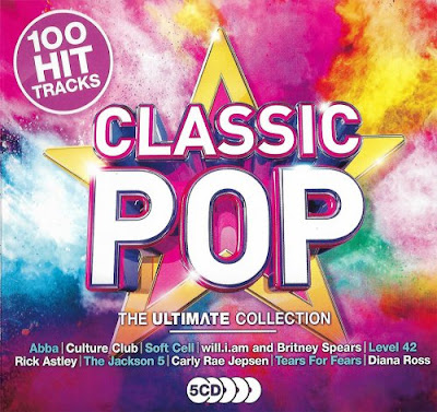 Classic Pop: The Ultimate Collection 2018 5CD Mp3 320 Kbps