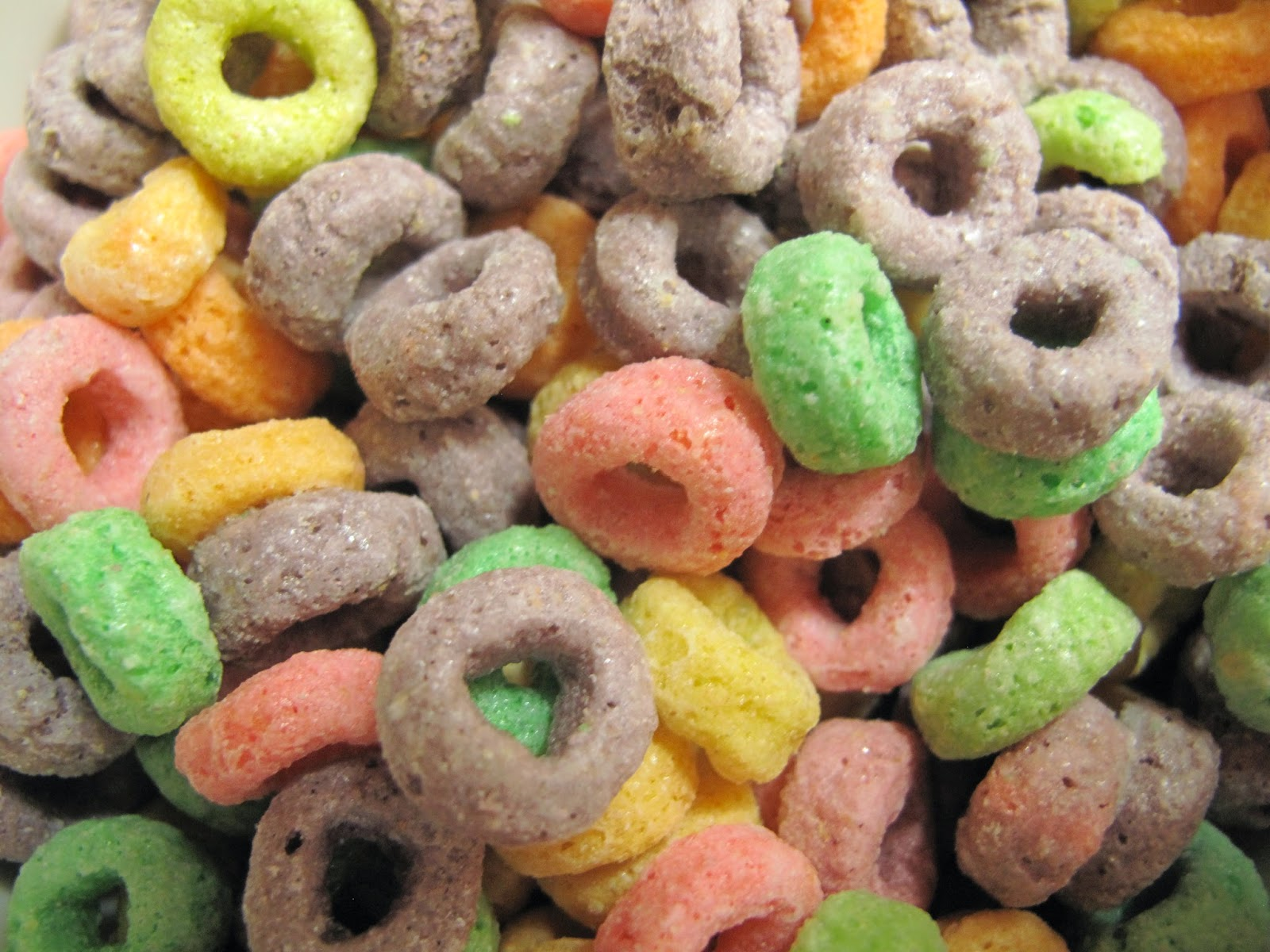 Food Thoughtz Froot Loops