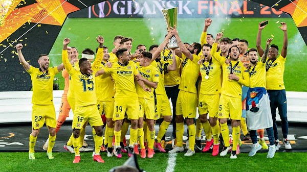 El Villarreal gana la Europa League en la tanda de penaltis al Manchester United
