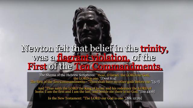 The Trinity is false.