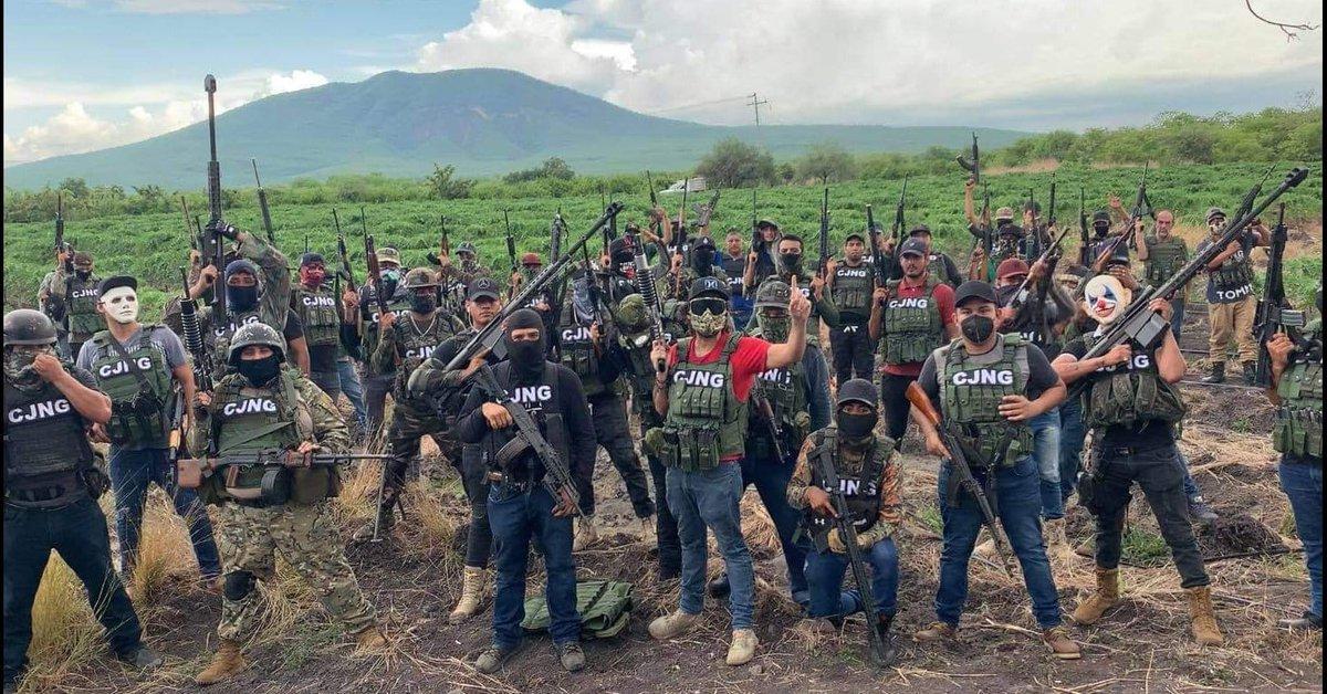 CJNG anuncia ingreso a La Ruana en Michoacán; amenaza a Nicolás Sierra Santana y a Poncho La Quiringa