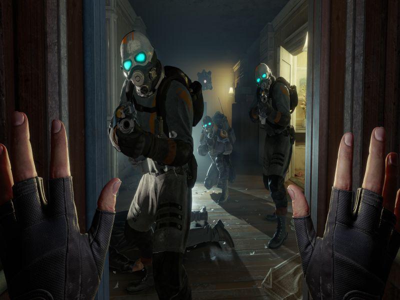 Half Life Alyx PC Game Free Download