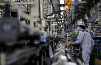 taxa de desempregono Japão