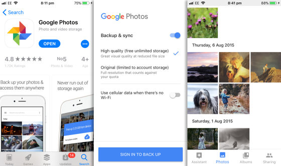What Is The Best Photo Storage App 10 Awesome
