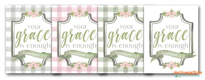 Grace Printables