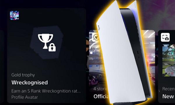 لأول مرة على جهاز PS5 جوائز التروفي ستتيح لك مكافآت حقيقية بهذه الطريقة