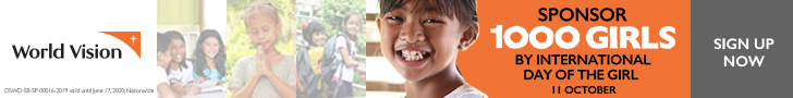 world vision sponsor a girl campaign