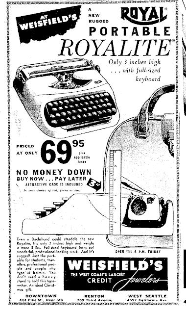 Royal Typewriters: September 2013