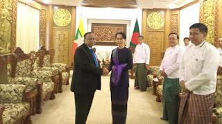 Rohingya, nubi sull'accordo di rimpatrio