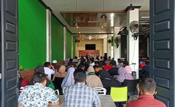 Sempat Cekcok, Aceh Lawyers Club Sukses Diadakan di Aceh Barat