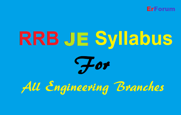 rrb-je-syllabus-pdf