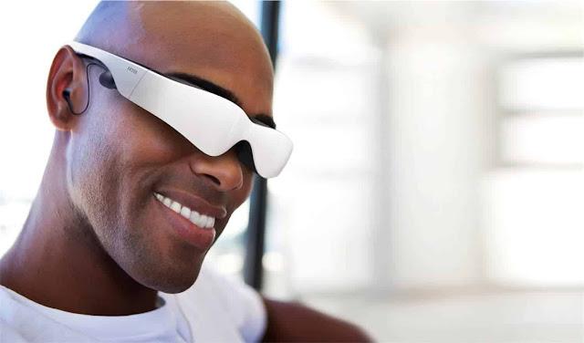 gadget Gafas de vídeo multimedia OLED Cinemizer