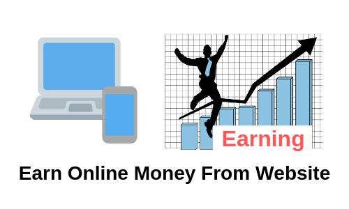 5 Powerful Way to Earn Online Money from Website