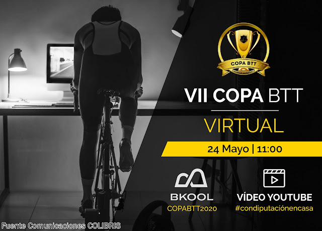 El Circuito Provincial de BTT apuesta por una Copa BTT Virtual
