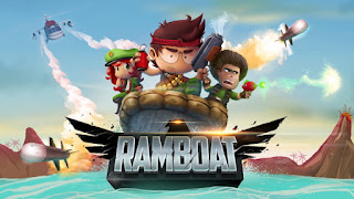 Ramboat Jumping Shooter Game Mod Apk For Android