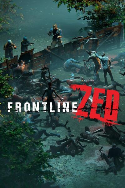 โหลดเกมส์ Frontline Zed