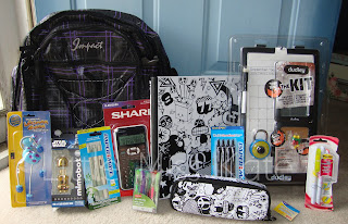 Back to School with Staples