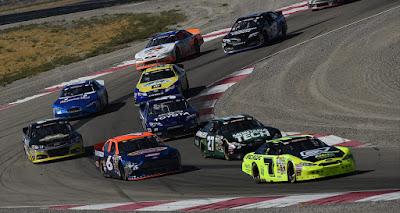 The West has run 10 races over nine seasons at Utah Motorsports Campus - #NASCAR