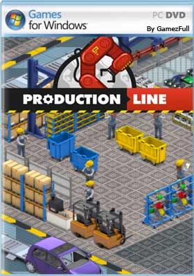 Descargar Production Line Car Factory Simulation pc español mega y google drive /