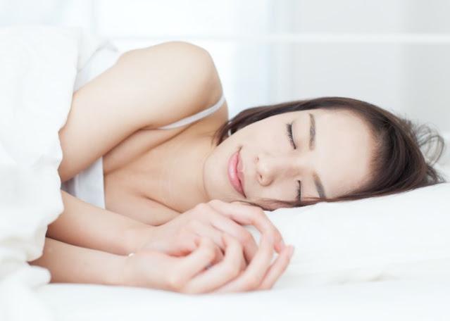 Tidur Cukup Untuk Kulit Sehat