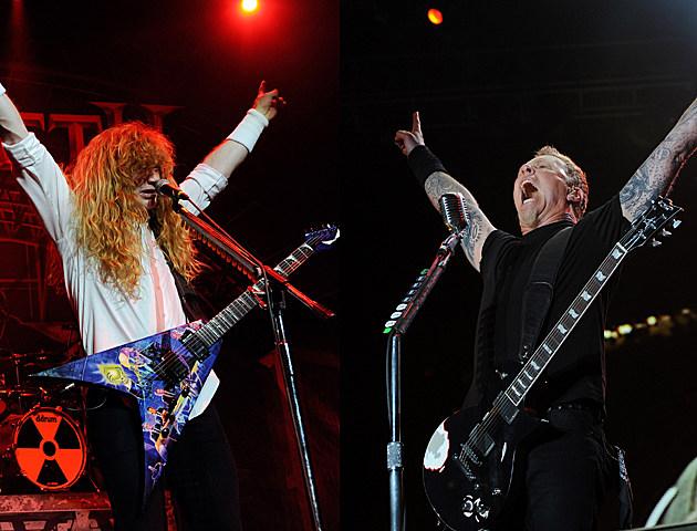 Metallica Vs Megadeth, Mana Lebih Cadas, naviri.org, Naviri Magazine, naviri