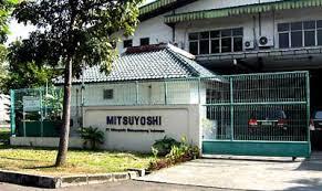 Loker Terbaru Hari Ini di Cikarang PT. Mitsuyoshi Manufacturing Indonesia (PT.MMI)